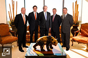 Panda Power Funds General Partners: Bill Nordlund, Todd Carter, Bob Carter, Robert Simmons and Ralph Killian