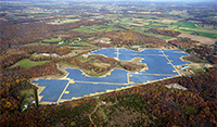 The 20-megawatt Pilesgrove Solar Farm: One of the largest solar facilities in the Northeast United States