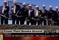 KCEN-TV Temple Groundbreaking Report